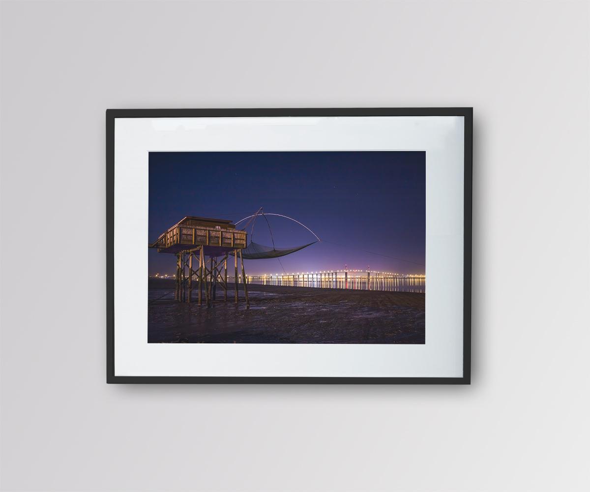Cabane de pêche – Saint Nazaire