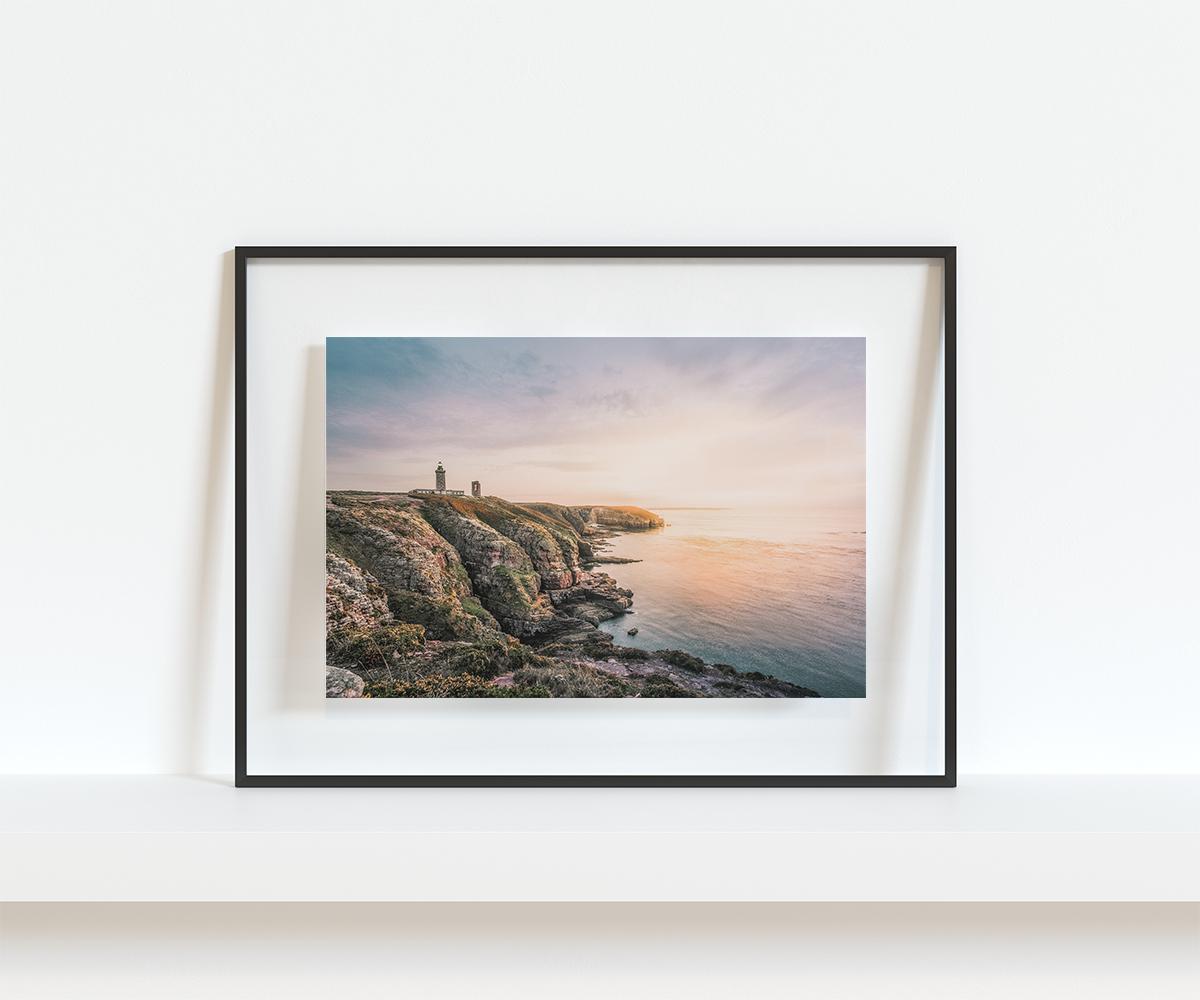 Cap fréhel – Le phare