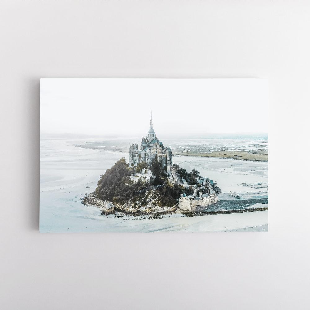 Mont saint michel – vu du ciel4