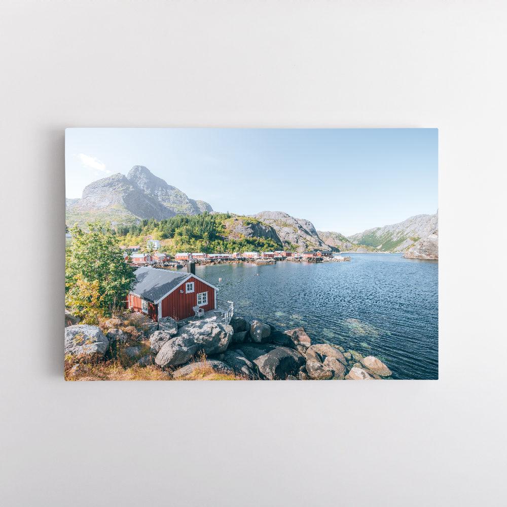 Nusfjord – Îles Lofoten 2