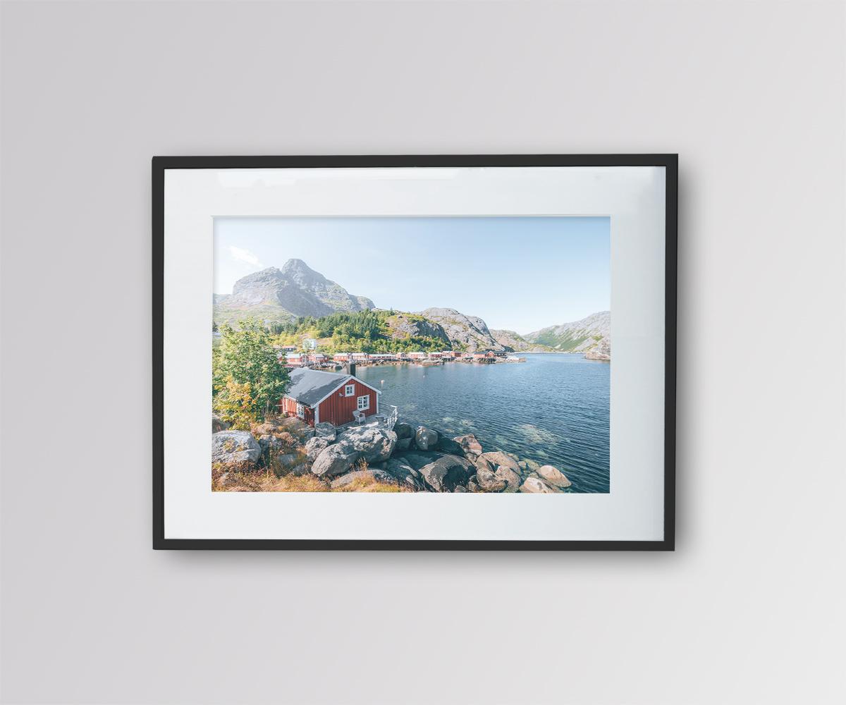 Nusfjord – Îles Lofoten5
