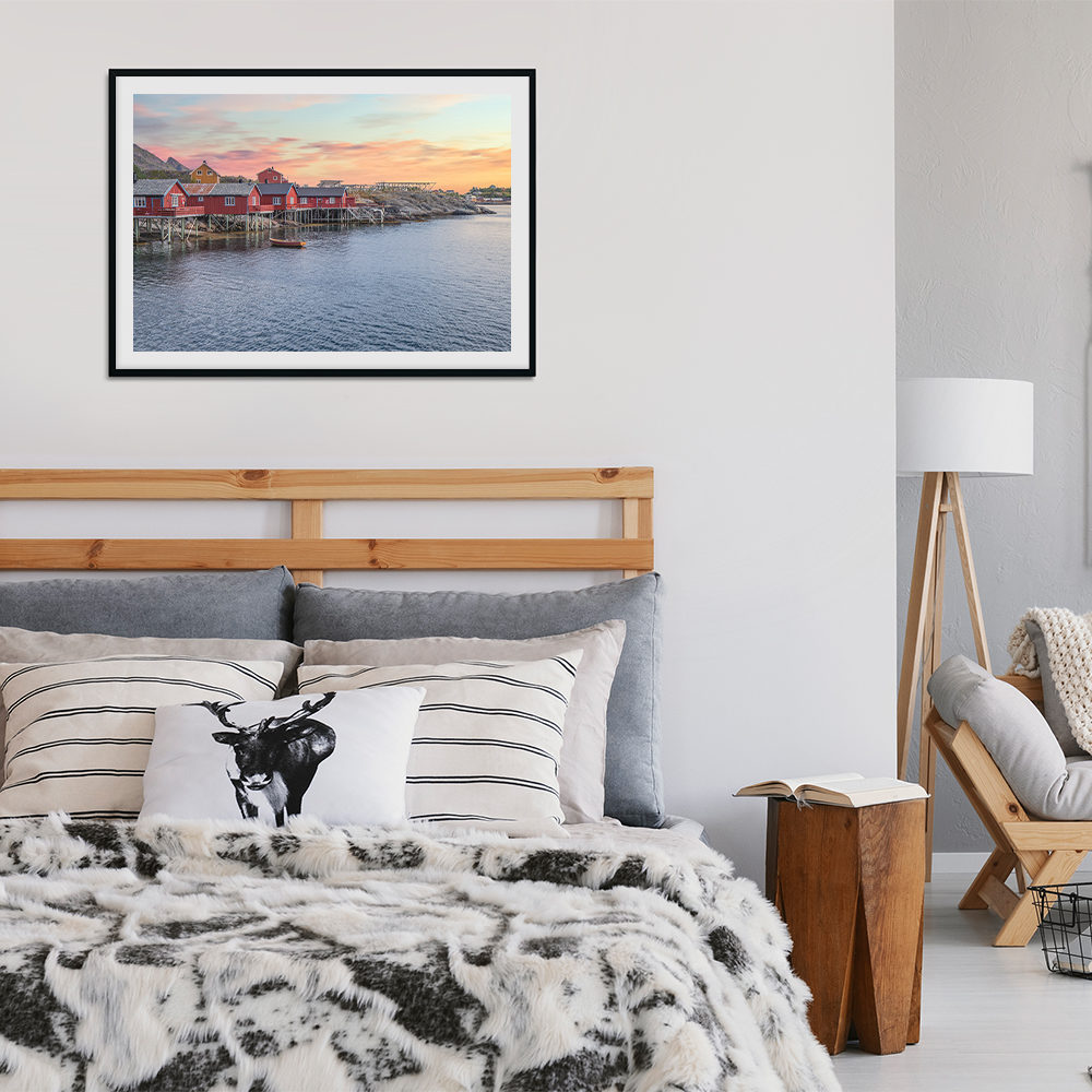 Sørvågen – Îles Lofoten 2