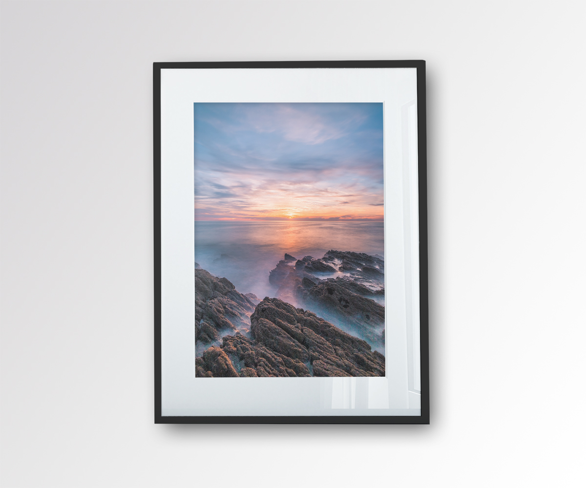 Coucher de soleil – Pointe du Grouin 3