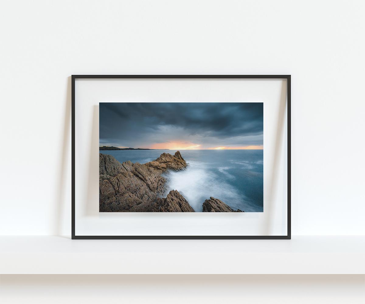 Pointe du Grouin – Coucher de soleil 2