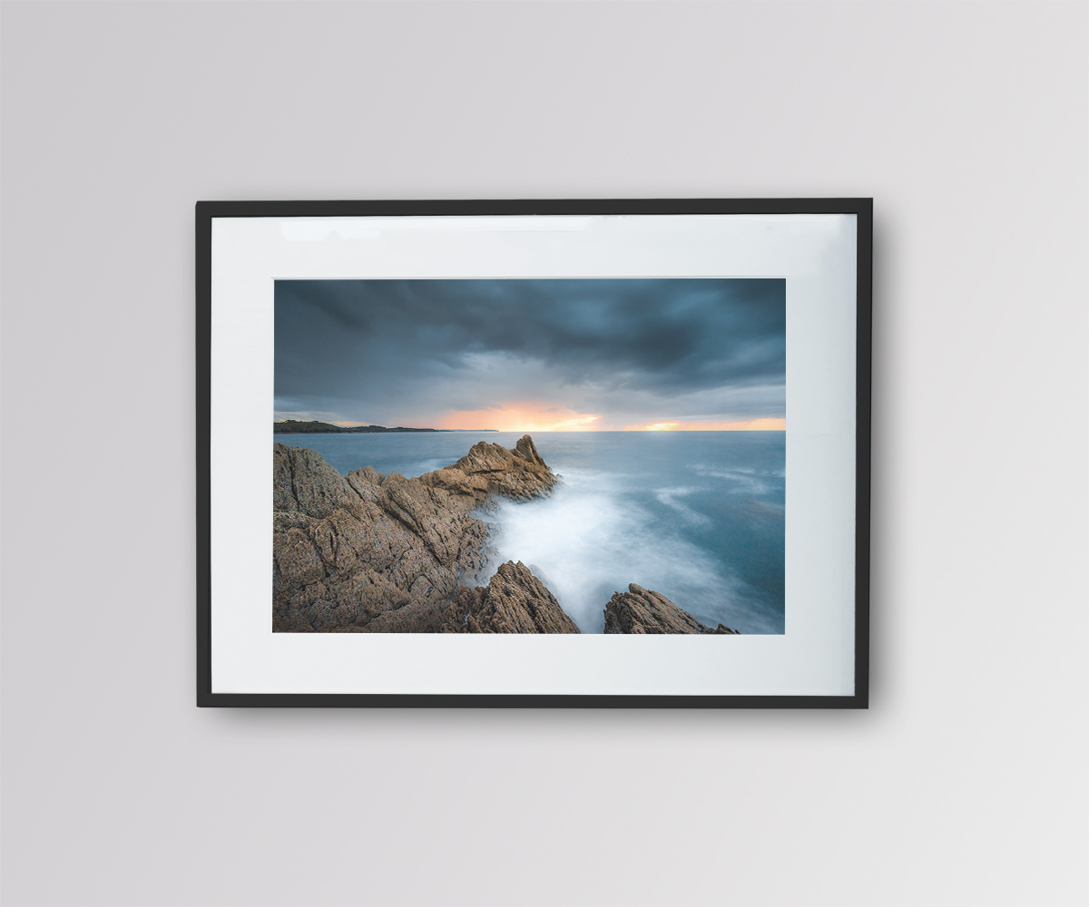 Pointe du Grouin – Coucher de soleil 4